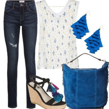 Outfit Basic #10006
