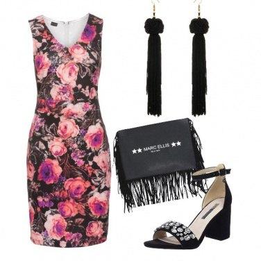 Outfit Il vestito a fiori