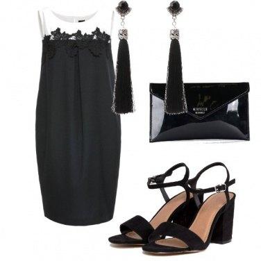 Outfit La borsa di vernice