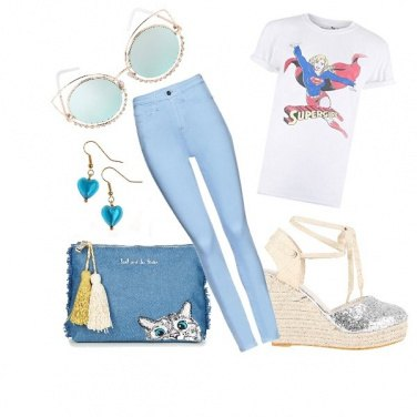 Outfit Urban #4864