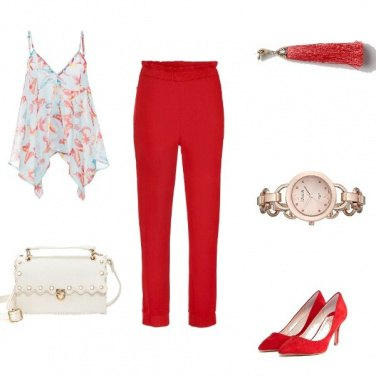 Outfit Finemente seducente... in pantaloni