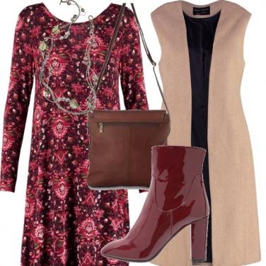 Outfit Passeggiata in autunno