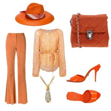 Outfit Look vitaminico