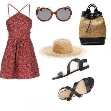 Outfit Etnico, vacanze al mare in costiera