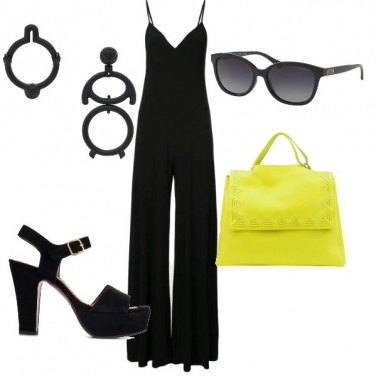Outfit Tocco lime
