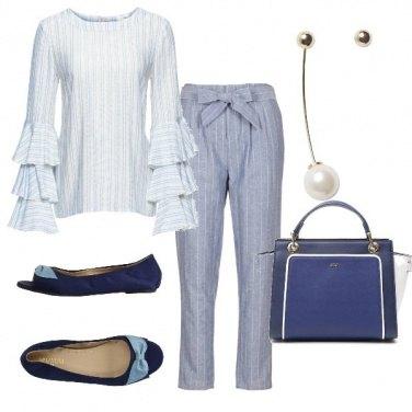 Outfit Ufficio flat