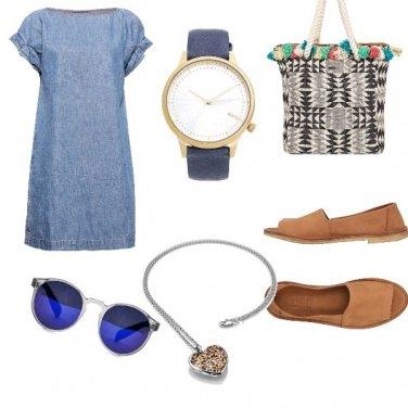 Outfit Urban, comoda in ufficio
