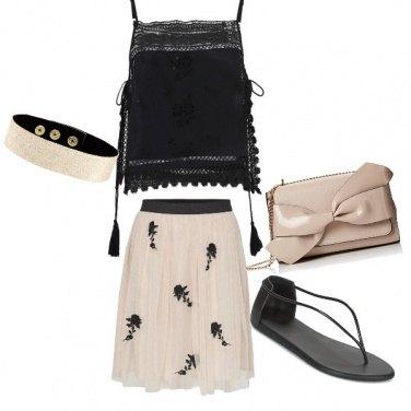 Outfit Aperitivo d\'estate