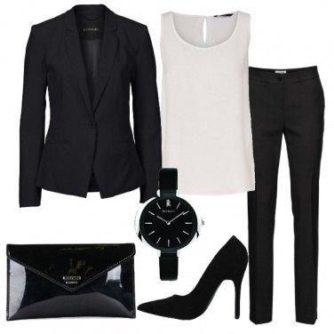 Outfit Ispirazione Victoria Beckham
