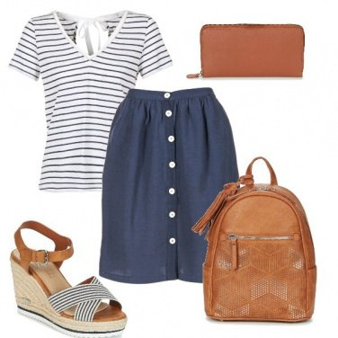 Outfit Vintage summer
