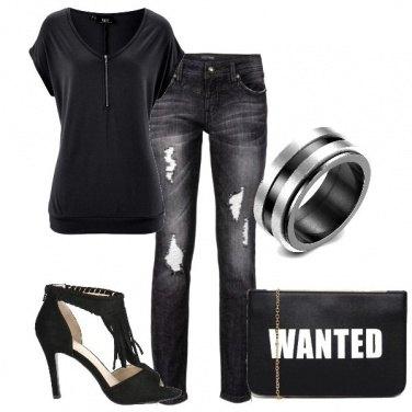 Outfit L\'altro jeans