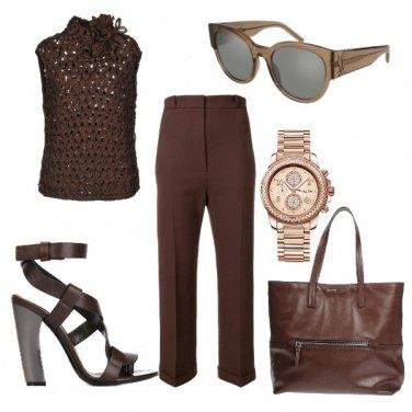 Outfit Cioccolata