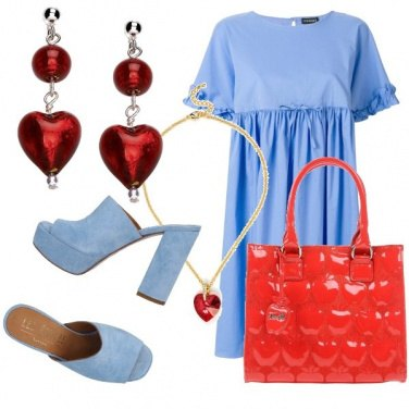Outfit CMPS Sole, cuore, amore