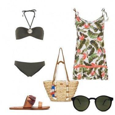 Outfit Bikini protagonista