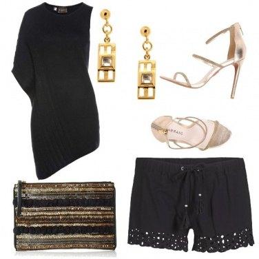 Outfit CMPS Di sere nere