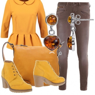 Outfit Profumo d\'autunno