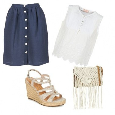 Outfit Etnico #2441
