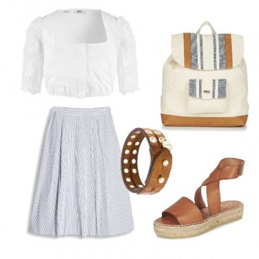 Outfit Etnico #2443