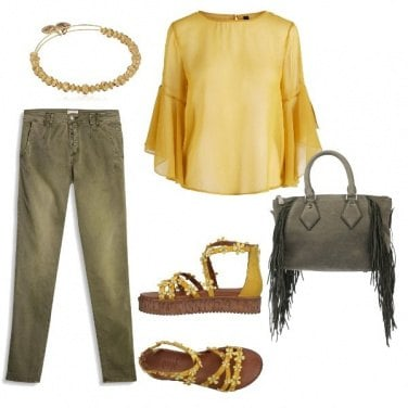 Outfit Basic #10084