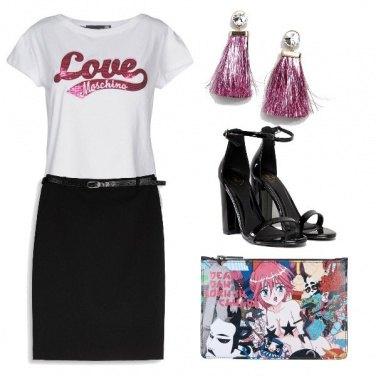 Outfit Dettaglio manga