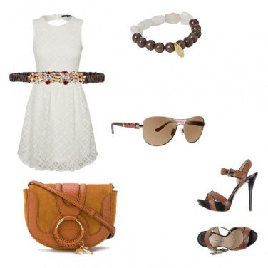 Outfit E...state in White!!!
