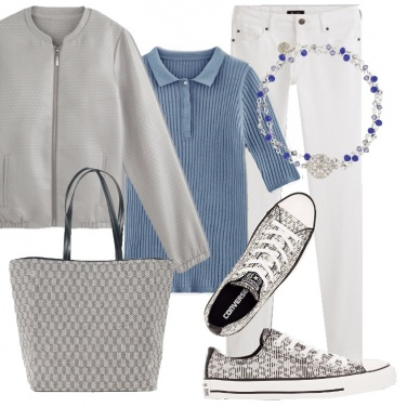 Outfit Per un giro di commissioni.