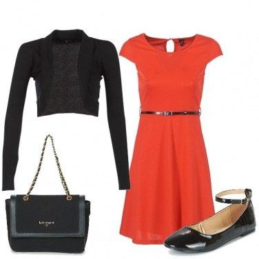 Outfit Il lato rosso dell\'estate