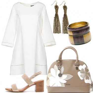 Outfit Raffinata e semplice