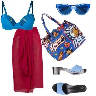 Outfit Protagonista la borsa