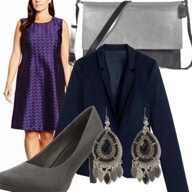 Outfit Curvy elegante