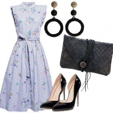 Outfit L\'abito anni 50