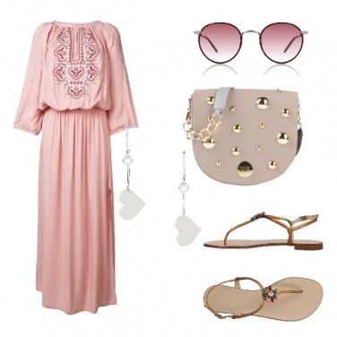 Outfit Abito tunica