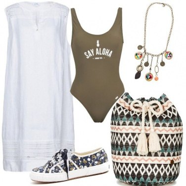 Outfit Al mare