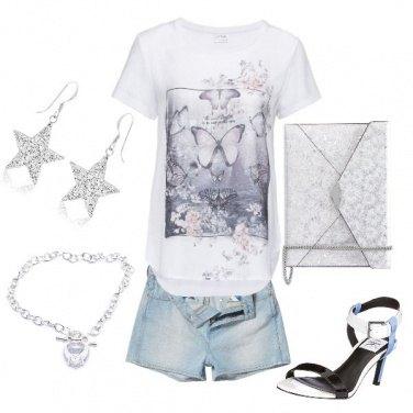 Outfit In discoteca al mare