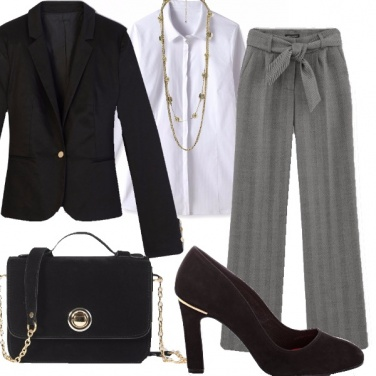 Outfit Eleganza quotidiana
