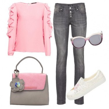 Outfit Urban #4892