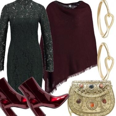 Outfit Sofisticata al ballo