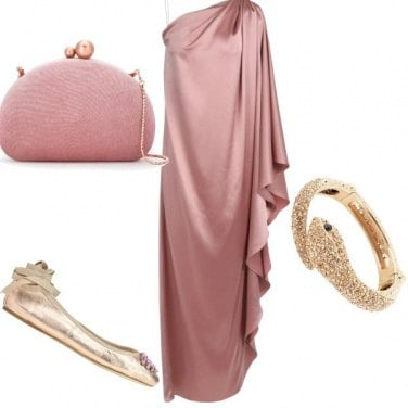 Outfit Serata chic