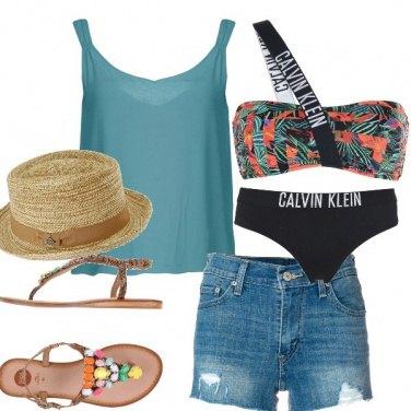 Outfit Bikini e sto