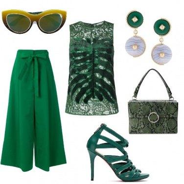 Outfit Giorni verdi