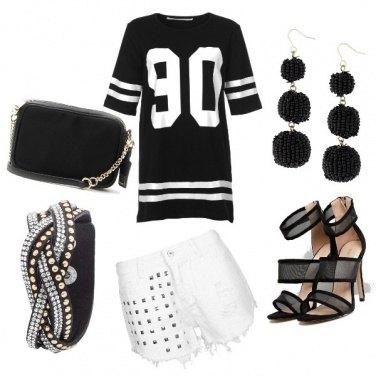 Outfit Andiamo a ballare?