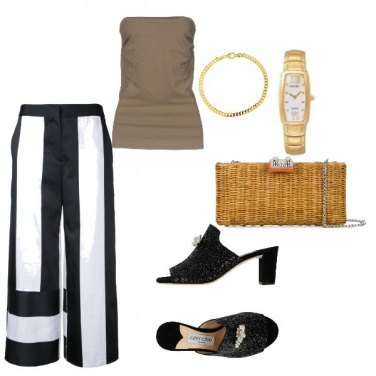 Outfit Chic, serata super bon ton estate