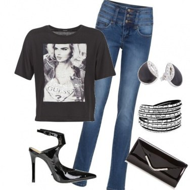 Outfit T-shirt sexy