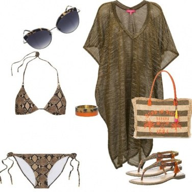 Outfit Etnico #2459
