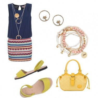 Outfit Etnico #2460