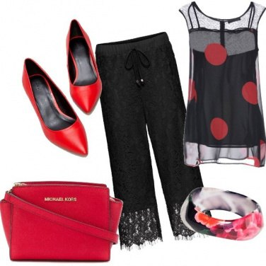 Outfit Fil rouge