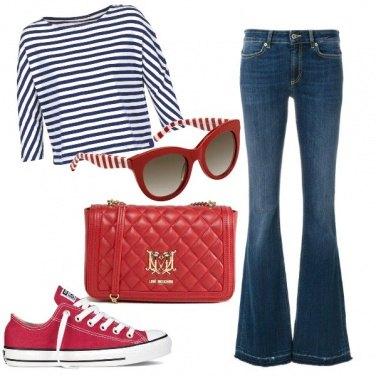 Outfit Un po' st. tropez