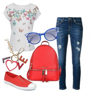 Outfit Basic #10173