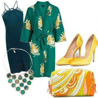 Outfit Abito kimono