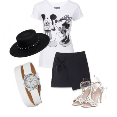 Outfit Minni furiosa
